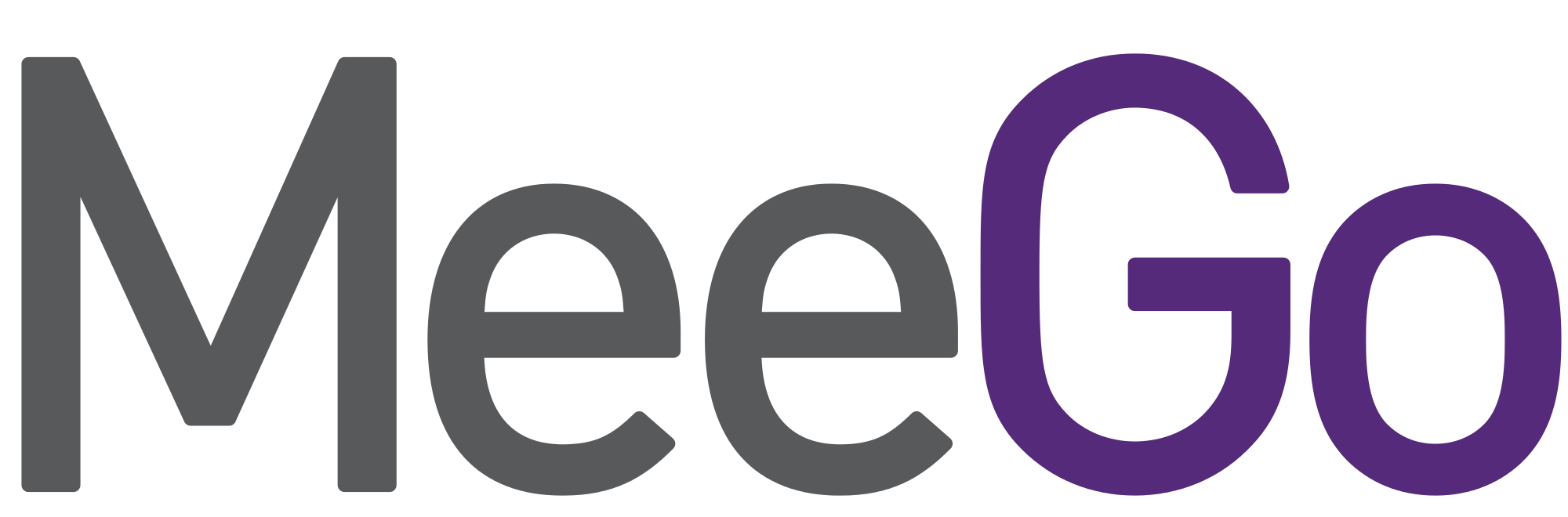 MeeGo Mobile Operating System Logo
