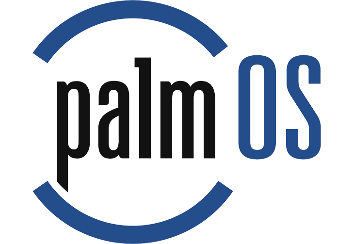 Palm OS Mobile Operating System Logo